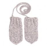 Ketiketa Cable Knit Cashmere Mittens