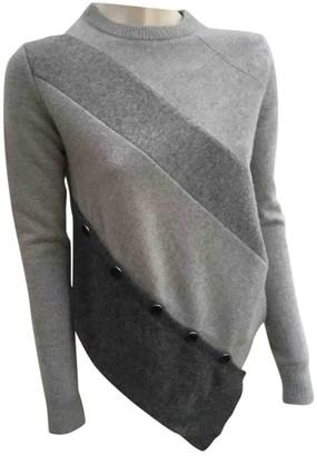 Proenza Schouler Grey Cashmere Knitwear for Women