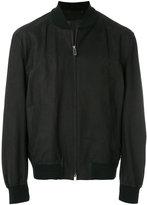 Ermenegildo Zegna bomber jacket