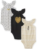 Juicy Couture 3 Pack Bodysuits