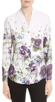 Ted Baker Women's Elizay Floral Print Blouse
