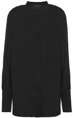 Nili Lotan Joni Silk Crepe De Chine Shirt
