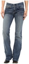 Ariat R.E.A.L.tm Riding Jeans Whipstitch in Rainstorm Women's Jeans