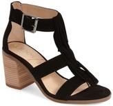 Sole Society &Delilah& Fringe Sandal (Women)
