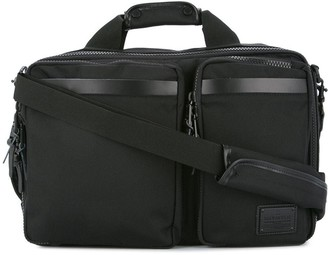 Makavelic Three Way zipped briefcase