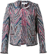 IRO bouclé-tweed jacket - women - Cotton/Acrylic/Polyamide/Viscose - 40