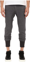 The Kooples Sport Fancy Mix Cotton Fleece Pants