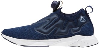 Reebok Pump Supreme Distressed Trainers Collegiate Navy/Washed Blue/Washed Blue