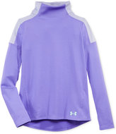 Under Armour Cold Gear Long-Sleeve Top, Big Girls (7-16)