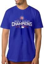 KcoIESisM Chicago Cubs 2016 World Series Champions Men's T-shirts RoyalBlue