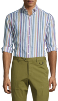 Michael Bastian Cotton Button-down Sportshirt