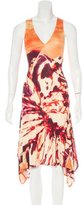 Christian Lacroix Printed Sleeveless Dress