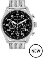 Citizen Citizen Eco-Drive Chronograph Mens Bracelet Mens Watch