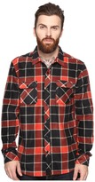 O'Neill Glacier Big Plaid Long Sleeve Woven