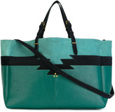 Jerome Dreyfuss Mauce tote - women - Leather - One Size