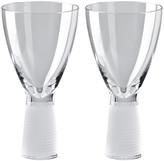 Rosenthal Frantisek Vizner Red Wine Glass - Set of 2