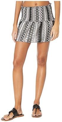 Becca by Rebecca Virtue Rio Bueno Short Skirt Cover-Up