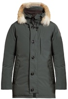 Canada Goose Chateau Fur-trimmed Down Parka