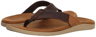 Reef Cushion J-Bay (Brown/Brown) Men's Sandals