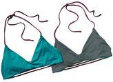 Patagonia Women's Reversible Mamala Bikini Top