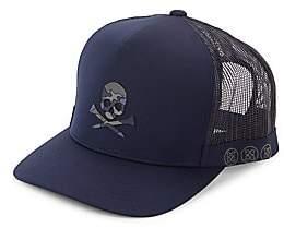 G/FORE Men's Camo Skull & T's Trucker Hat