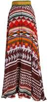 Stella Jean Maxi Skirt