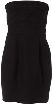 Stella McCartney Black Wool Dresses