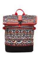 Sakroots Explorer Rolltop Backpack