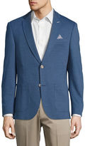 Bugatti Textured Cotton-Blend Sportcoat