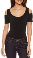 Bisou Bisou Cold Shoulder Bodysuit
