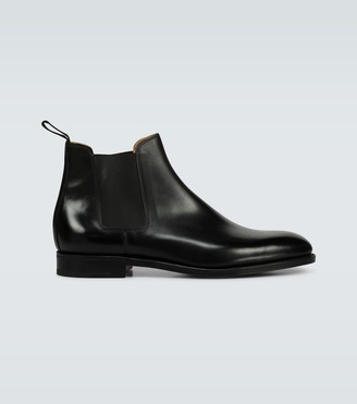 John Lobb Lawry leather boot