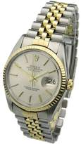 Rolex Rolex Datejust Oyster Perpetual Steel & Gold 16013