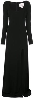 Cinq à Sept Gwen maxi gown