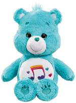 Care Bears Medium Plush With DVD - Heartsong Bear