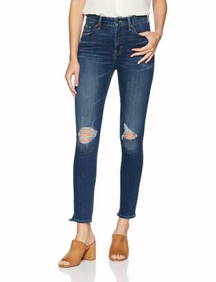 Lucky Brand Women's HIGH Rise Bridgette Skinny Jean in Vandalia 26