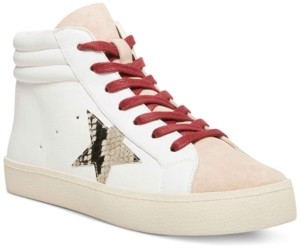 Madden-Girl Lula Lace-Up High-Top Sneakers