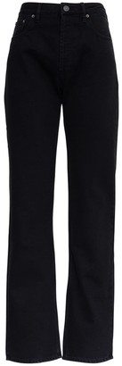Kenzo Wide Leg Denim Jeans