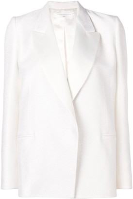 Victoria Beckham Wrap Tuxedo Jacket