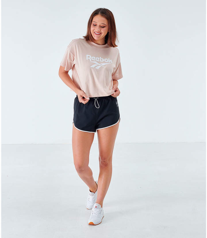 Reebok Women's Classics Crop T-Shirt