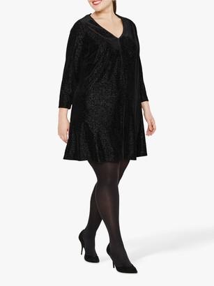Studio 8 Vivian Tunic Dress, Black