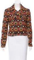 Issa Cropped Knit Jacket w/ Tags