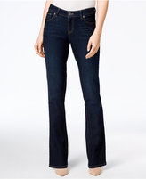 Style&Co. Style & Co. Curvy-Fit Stream Wash Bootcut Jeans, Only at Macy's