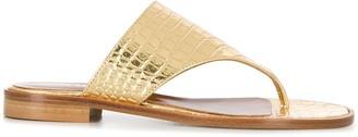 Paris Texas Thong Strap Sandals