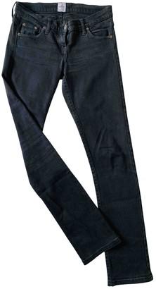 Sass & Bide Black Cotton Jeans