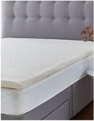 Silentnight Orthopaedic 5 cm Ultimate Mattress Topper