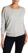 Minnie Rose Cold Shoulder Sweatshirt