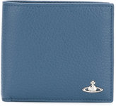 Vivienne Westwood 'Milano' wallet with coin holder - unisex - Leather - One Size