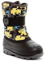 Kamik Snowbug 4 Faux Fur Waterproof Boot (Toddler Boy)