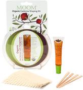 Moom Organic Eyebrow Shaping Kit with Pomogranate Oil