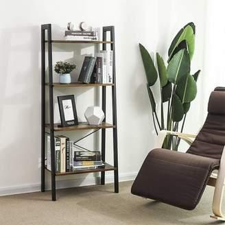 17 Stories Keyone Ladder Bookcase 17 Stories